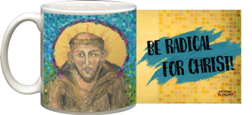 Be Radical For Christ! (Trzepacz) Mug