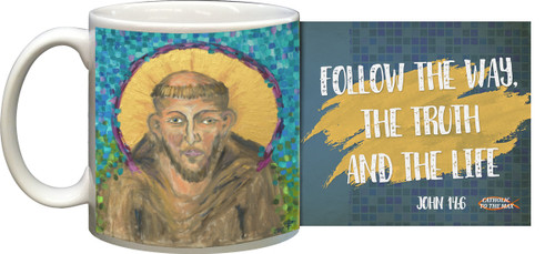 Follow The Way (Trzepacz) Mug