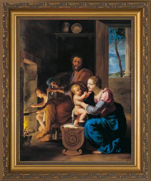 Holy Family Framed Art