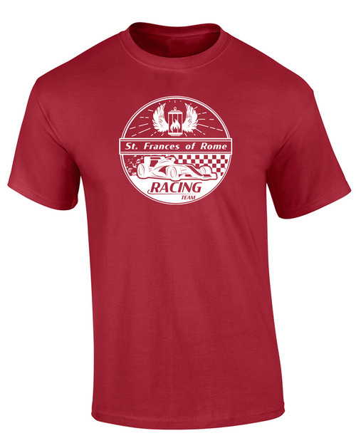 St. Frances of Rome Red T-Shirt