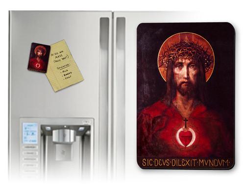 For God So Loved the World Magnet