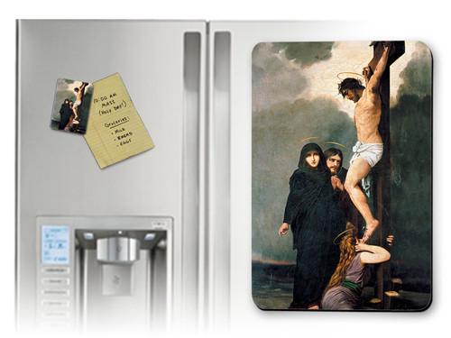 Crucifixion Magnet