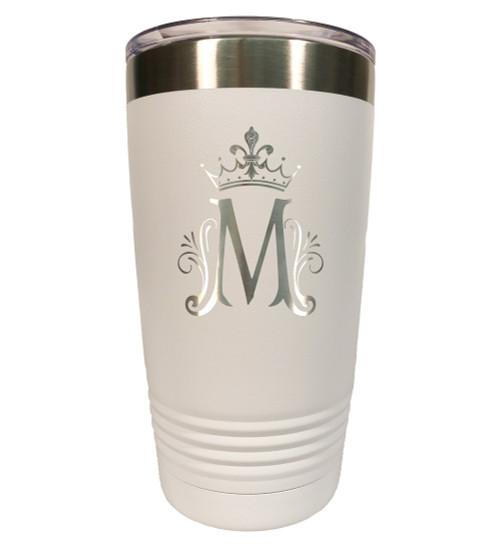 Marian Symbol 20oz Tumbler