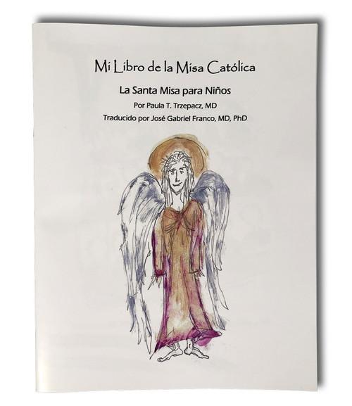 Mi Libro de la Misa Children's Book by Paula Trzepacz