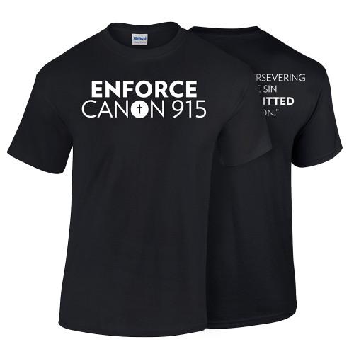 Enforce Canon 915 T-Shirt