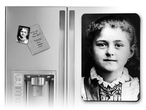 St. Therese (Child) Magnet