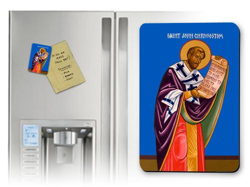 St. John Chrysostom Magnet