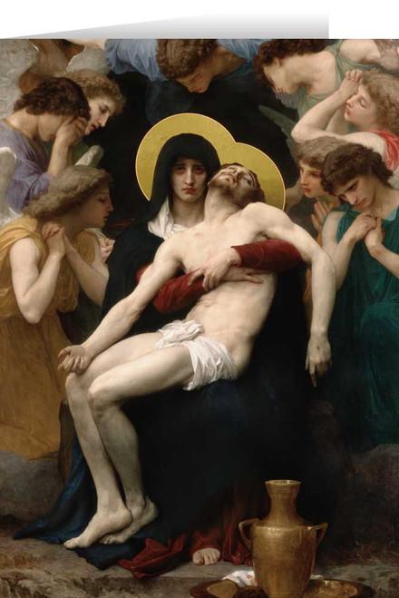 La Pieta Greeting Card