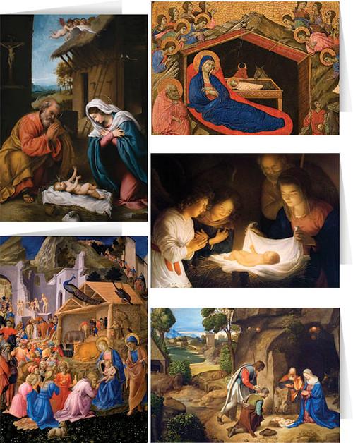 Christmas Card Set 2