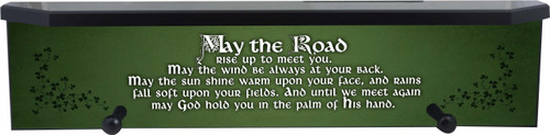 Irish Blessing Shelf