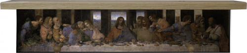 Last Supper by Da Vinci Shelf
