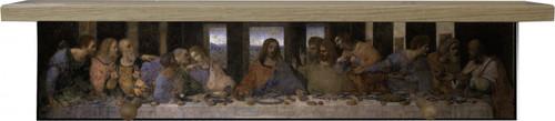 Last Supper by Da Vinci Shelf