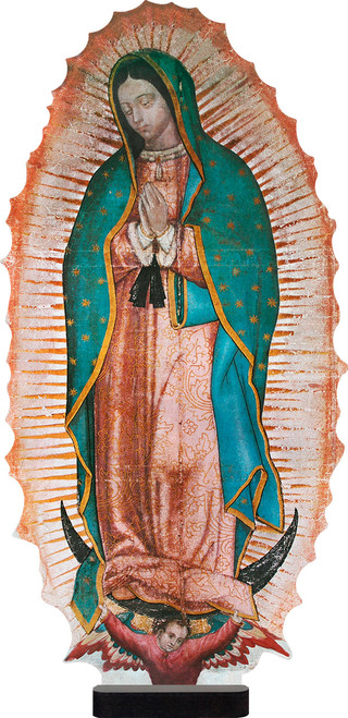 Our Lady of Guadalupe Standee