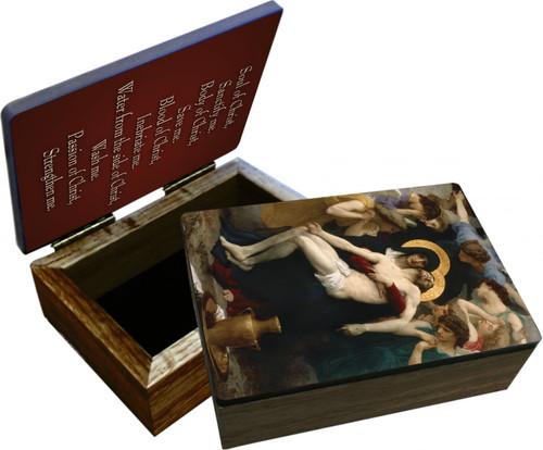 La Pieta Keepsake Box