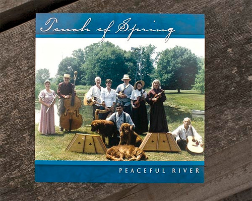 Peaceful River CD