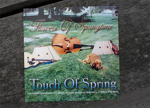 Flowers of Springtime CD