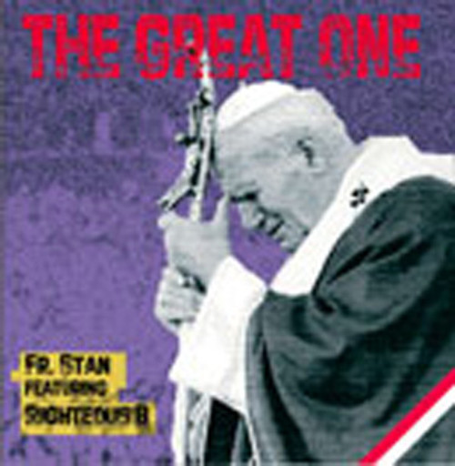 The Great One CD Featuring Righteous B