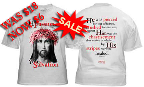 His Passion T-Shirt