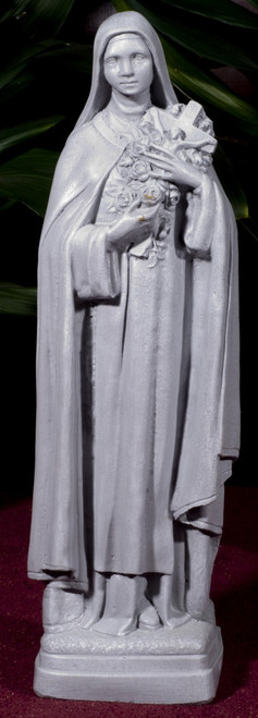 St. Therese Outdoor Statue (Call to Order)