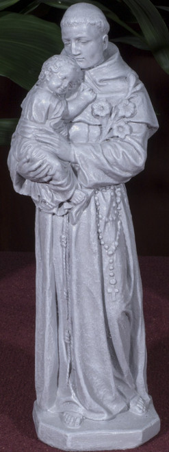 St. Anthony Outdoor Statue (Call to Order)