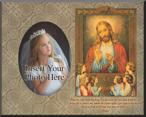 Distribution of Eucharist Photo Frame