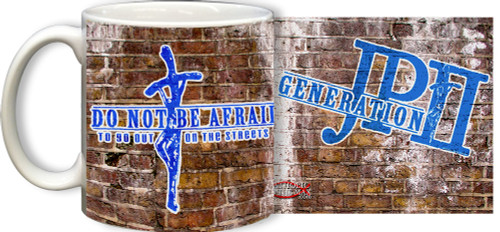 Generation JPII Mug (Brick Color)