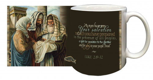 Presentation in the Temple Mug