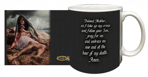 Pieta Mug