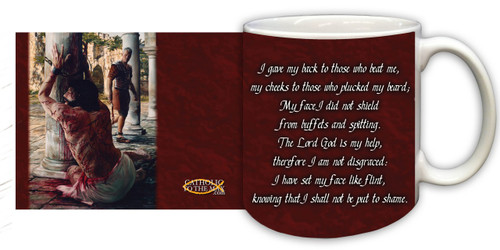 Scourging at the Pillar Mug