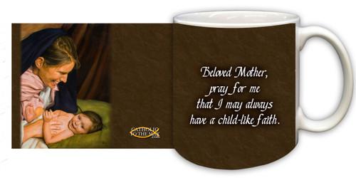 Joy of Mary Mug