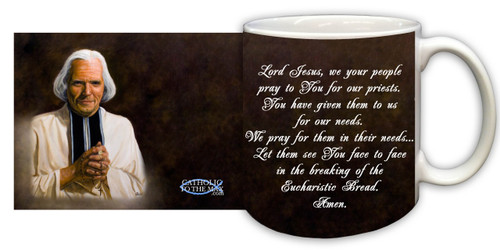 Prayer for Priests Mug