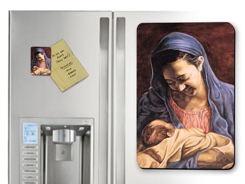 Madonna and Child (Jenicke) Magnet
