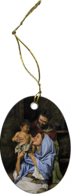 Holy Family II Ornament