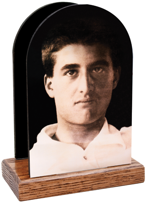 Bl. Pier Giorgio Detail Table Organizer (Vertical)