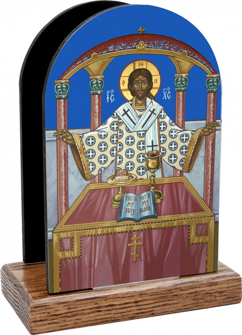 The Holy Eucharist Table Organizer (Vertical)