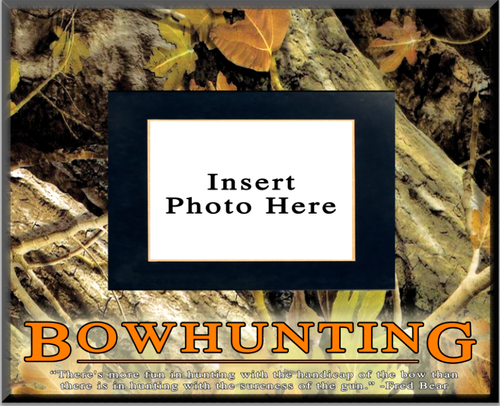 """""""Bowhunting"""" Picture Frame"""