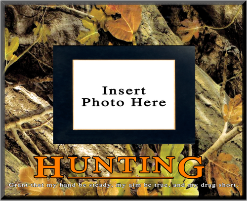 """Hunting"" Picture Frame"