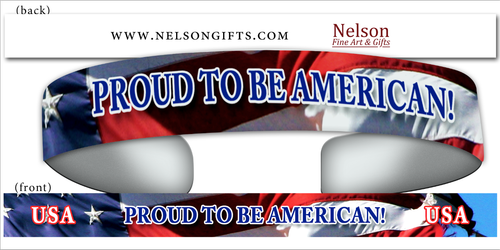 Proud to be American Bracelet