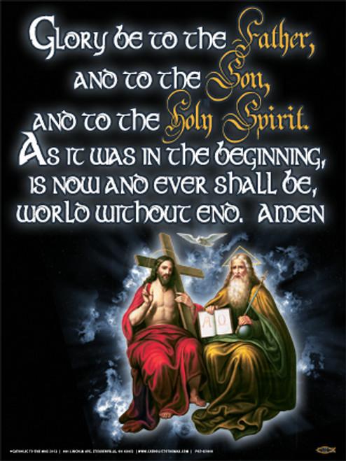 Trinity & Glory Be Poster