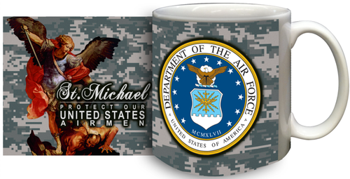 St. Michael Air Force Mug