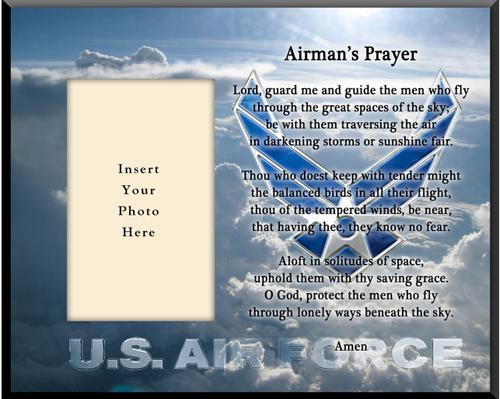Air Force Photo Frame
