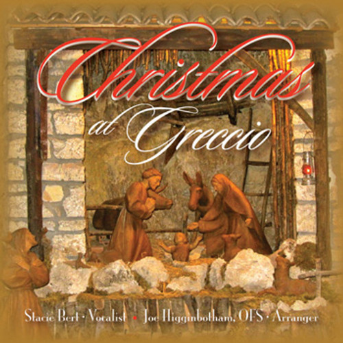 Christmas at Greccio CD