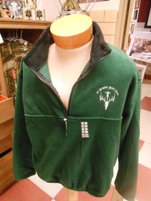 Limited Edition St. Hubert Hunt Club Fleece Pullover