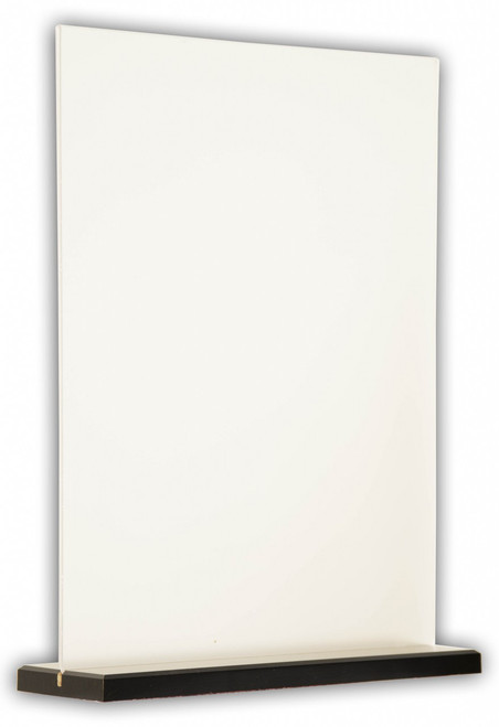 Acrylic Poster Table Display 12x16