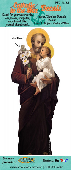 St. Joseph (Younger) Decal
