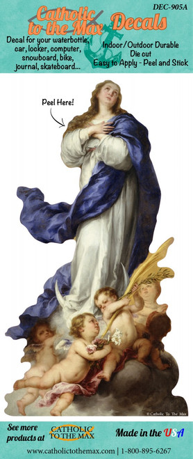 Immaculate Conception Decal