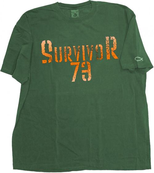 Survivor 73 Closeout T-shirt