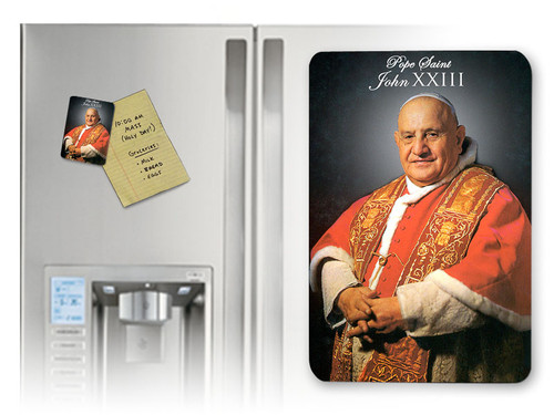 Pope John XXIII Formal Magnet