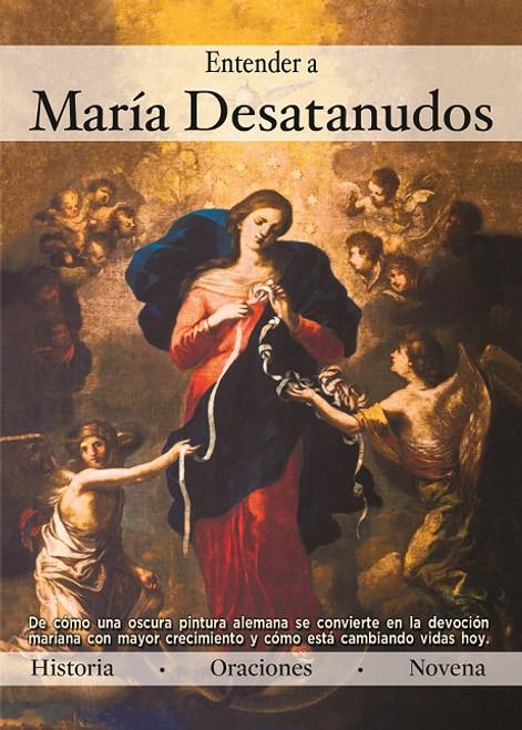Spanish Mary Undoer of Knots Novena Prayer Booklet