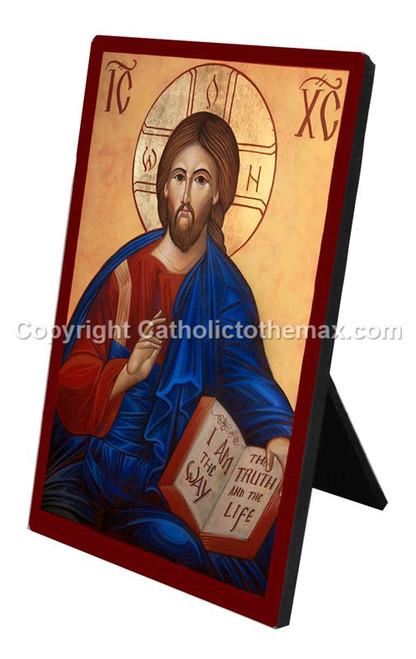 Christ Pantocrator (Modern) Desk Plaque